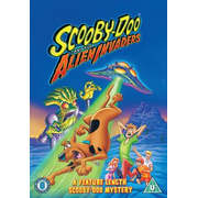 Warner Home Video Scooby-Doo! And The Alien Invaders DVD English