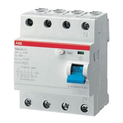 ABB 2CSF204101R1400 circuit breaker Residual-current device A-type 4