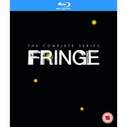 Warner Home Video Fringe: The Complete Series Blu-ray English