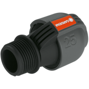 Gardena Connector 25 mm x 1 male thread