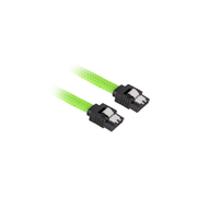 Sharkoon Sata 3 SATA cable 0.6 m SATA 7-pin Black, Green