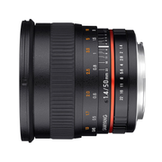Samyang 50mm F1.4 AS UMC SLR Standard lens Black