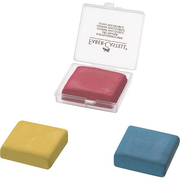 Faber-Castell 127321 eraser Blue, Red, Yellow 3 pc(s)