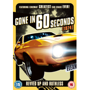 Kaleidoscope Gone in 60 Seconds (1974) DVD English