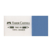 Faber-Castell 7082-30 eraser Blue, White 1 pc(s)