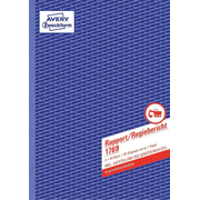 Avery 1769 accounting form/book A4 40 pages