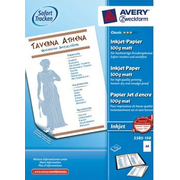 Avery 2585-150 printing paper A4 (210x297 mm) Matte 150 sheets
