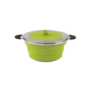 Outwell 650628 camping cookware Pot Lime, Stainless steel
