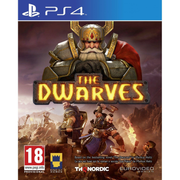 Just for Games The Dwarves, PS4 Basic English PlayStation 4