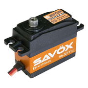 Savox High Voltage Monster Torque Brushless Steel Gear Digital Servo