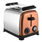 Efbe-Schott TKG TO 1050 CO toaster 2 slice(s) 950 W Orange, Stainless steel