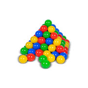 Knorrtoys 56780 ball pit ball Multicolour 100 pc(s)