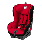 Peg Perego Viaggio1 Duo-Fix K baby car seat 1 (9 - 18 kg; 9 months - 4 years) Black, Red
