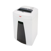 HSM SECURIO C18 paper shredder Particle-cut shredding 55 dB 23 cm White