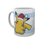 GB eye Pikachu Santa cup Multicolour Tea 1 pc(s)