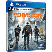 Ubisoft Tom Clancy's: The Division PS4 Basic English, French PlayStation 4