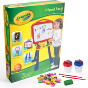 Crayola 5032 easel Blue, Red, Yellow