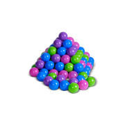 Knorrtoys 56777 ball pit ball Multicolour 100 pc(s)