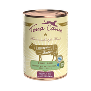 Terra Canis T140401 dogs moist food Beef Adult 400 g