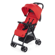 Chicco OHlalà Lightweight stroller 1 seat(s) Black, Red