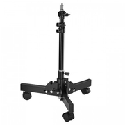 Walimex 21272 camera panoramic stand Black