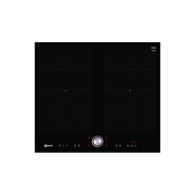 Neff T56FT60X0 hob Black Built-in Zone induction hob 4 zone(s)