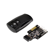 Silverstone ES02-USB remote control RF Wireless PC Press buttons