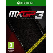 Milestone Srl MXGP 3: The Official Motocross Videogame, Xbox One Basic English, Italian