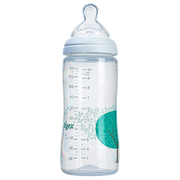 Tigex 80602822 feeding bottle 300 ml Polypropylene (PP) Green, Transparent
