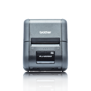 Brother RJ-2050 POS printer 203 x 203 DPI Wired & Wireless Direct thermal Mobile printer