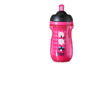 Tommee Tippee Active Straw 260 ml Strohhalmbecher