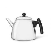 Bredemijer Classic Single teapot 1200 ml Black, Stainless steel