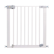 Safety 1st Auto Close baby safety gate Metal White