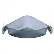 koziol BOKS bathroom wall shelf