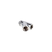 Alphacool 8781596 water hose fitting Hose connector Brass Nickel, Silver 1 pc(s)