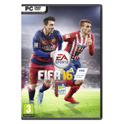 Electronic Arts FIFA 16, PC Basic English, French
