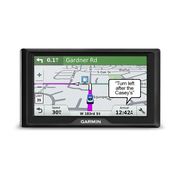 "Garmin Drive 61 LMT-S navigator Fixed 15.5 cm (6.1"") TFT Touchscreen 241 g Black"