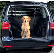 TRIXIE 1318 dog car seat/boot cover Car boot cover Nylon, Polyester Black