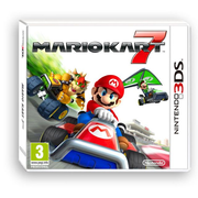 Nintendo Mario Kart 7, 3DS Basic French Nintendo 3DS