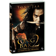 Eagle Pictures Ong Bak 2 DVD Italian