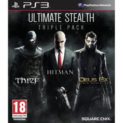 Square Enix Ultimate Stealth Triple Pack, PS3 French PlayStation 3