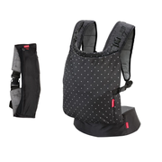 Infantino Zip Baby carrier backpack Black