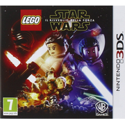 Warner Bros LEGO Star Wars: The Force Awakens, 3DS Basic English, Italian Nintendo 3DS