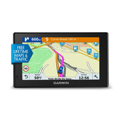 "Garmin DriveSmart 51 LMT-D navigator Fixed 12.7 cm (5"") TFT Touchscreen 173.7 g Black"