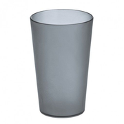 koziol 5828540 bathroom tumbler Round Single Freestanding bathroom tumbler