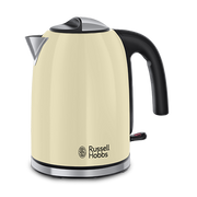 Russell Hobbs 20415-70 electric kettle 1.7 L 2400 W Cream