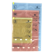 Eagle Creek Pack-It Blue, Red, Translucent, Yellow