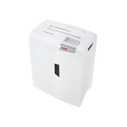 HSM X6pro paper shredder Particle-cut shredding 58 dB 22 cm Silver, White
