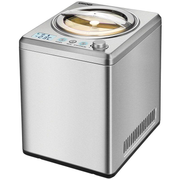 Unold Pro Plus Compressor ice cream maker 2.5 L 250 W Stainless steel