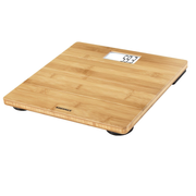Soehnle Bamboo Natural Rectangle Wood Electronic personal scale